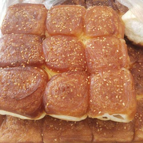 宿迁特色小吃 现做脆皮蜂蜜小面包 传统美食糕点营养