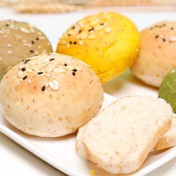 代餐黑麦面包杂粮饱腹粗粮低脂面包早餐 欧包 【无蔗糖低脂】南瓜味 1