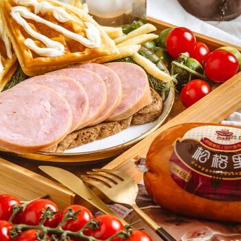 油花食品 松格里 开袋即食肉质紧实纹理清晰低脂健康爽而不腻口感鲜美