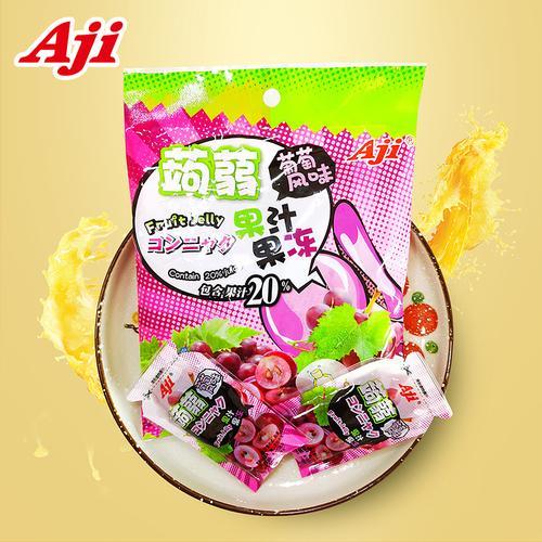 aji 蒟蒻果汁果冻 120g/260g