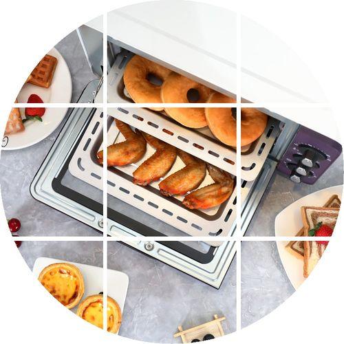 loyola/忠臣 lo-15lloyola/忠臣 电烤箱家用烘焙多功能全自动小烤