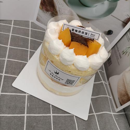 4寸小蛋糕