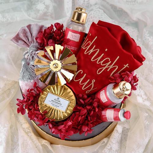 圣诞礼盒套装限定套装礼盒圣诞节闺蜜伴手礼新结婚