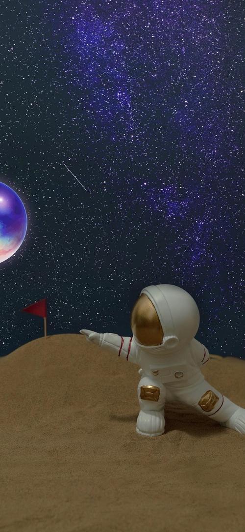 太空视角看地球自转