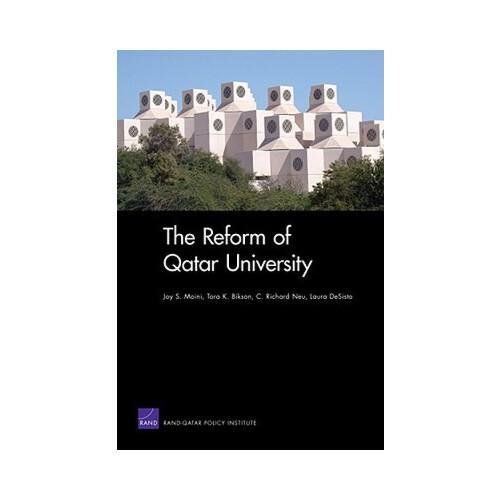 【预订】the reform of qatar university