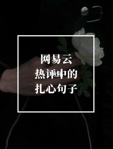 网易云热评中的扎心文案句子_文案_网易云音乐_祈福缤纷乐园自由行