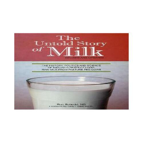 【预订】the untold story of milk: the history, politics and