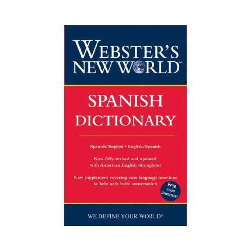 【预订】spanish dictionary