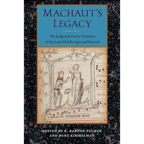 预订 machaut's legacy: the judgment poetry tradit